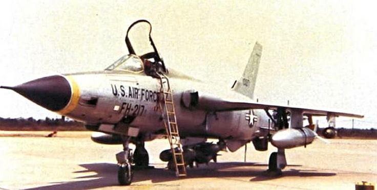 155 Best Images About F-105 Thunderchief On Pinterest