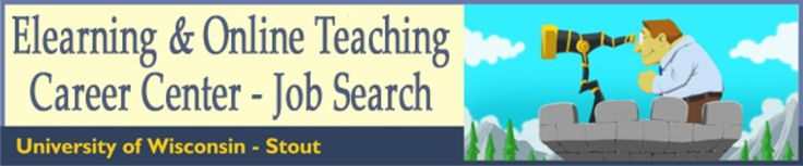UW-Stout's new Career Center for ELearning and Online Teaching is now open!