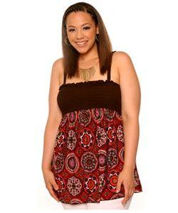 Teen Plus Size Clothing