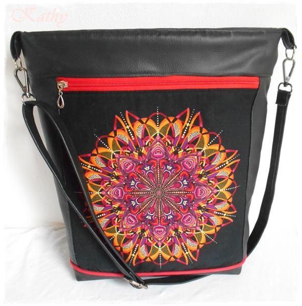 Blog :: Kathy Crossbody Mandala bag Taška přes rameno, kabelka