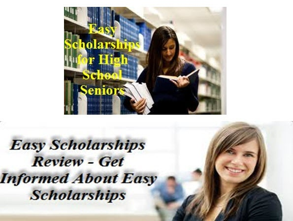 Easy scholarships that are no-brainers