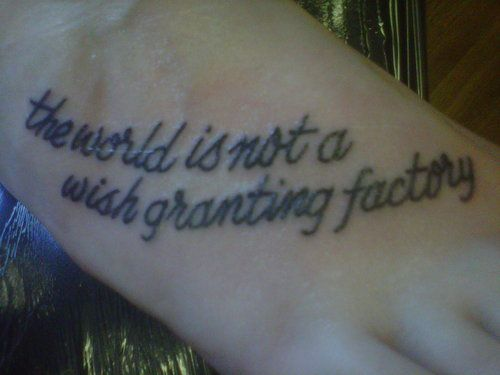 THE WONDERFUL WORDS OF JOHN GREEN, New ink (: