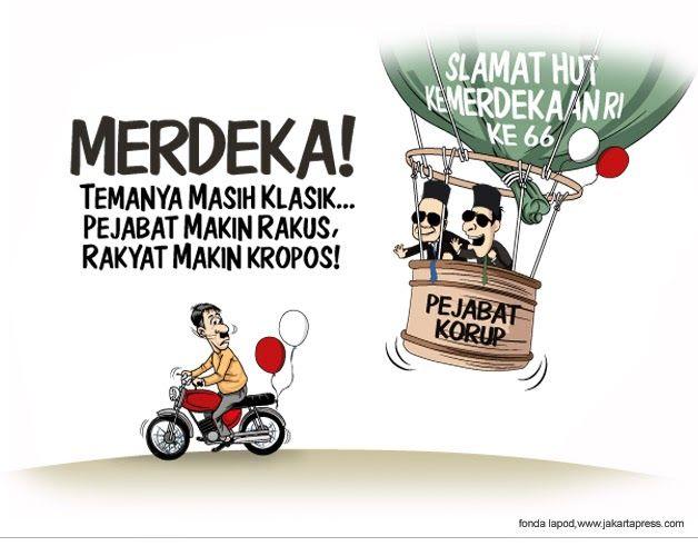 Contoh Karikatur