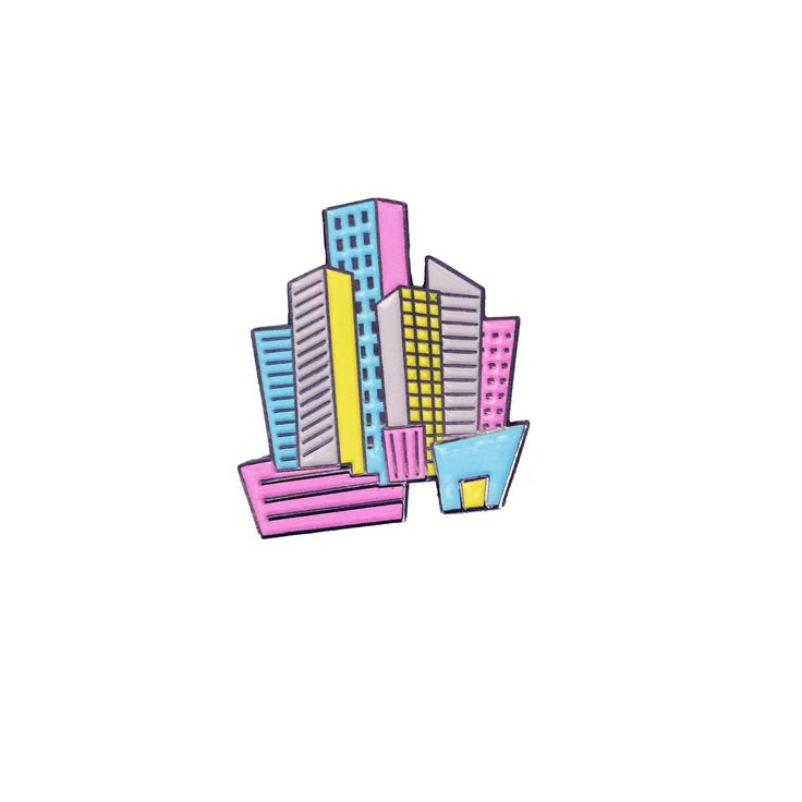 LK City Pin from Laser Kitten                                                                                                                                                     More