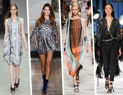 Spring/Summer Fashion Trends 2014 For Her - Fringes Style