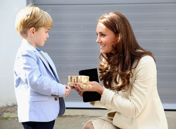 A present for Prince George
