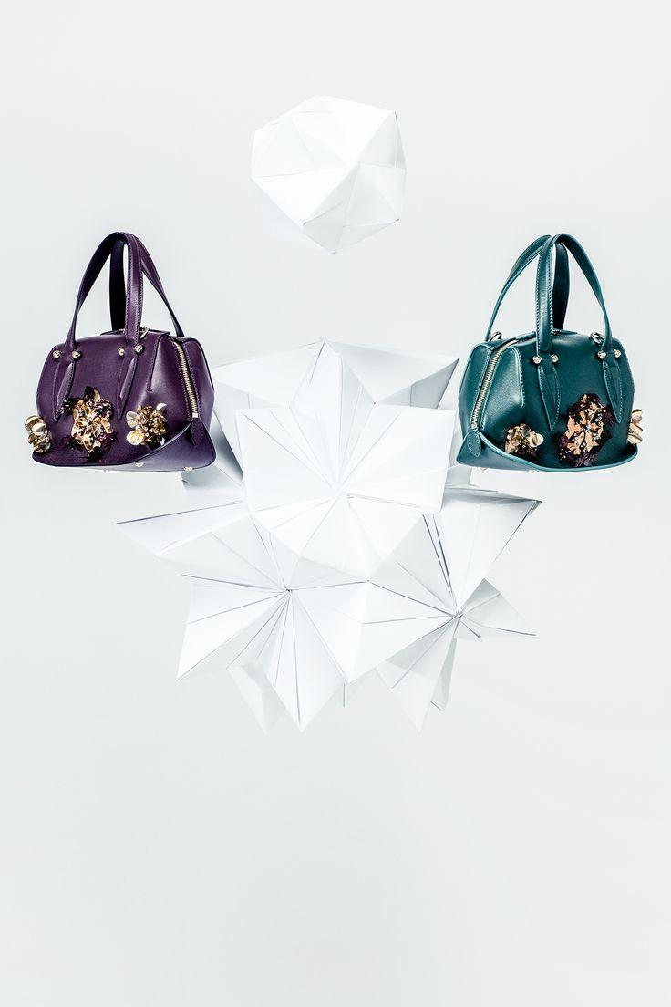 Delpozo Mini Benedetta Bags. Delpozo Holiday Season