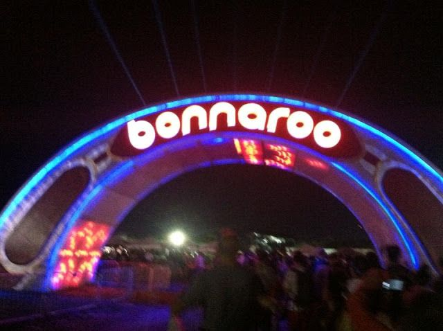 Musings from my first #Bonnaroo Music Festival.