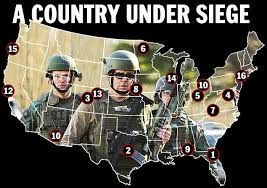 Death Squads to be Inserted Into American Communities..April 12 2015 Jade Helm is morphing into something very dark and very sinister. At the conclusion of the article, many of us will be asking about how we should collectively respond. We certainly need to explore the possibilities.