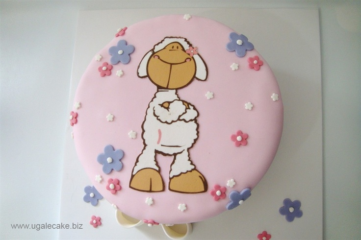 ניקי הכבשה | עוגל'ה: Sheep Cakes, Frosted Works, ניקי הכבשה, Cake Decorating, Admire Iv