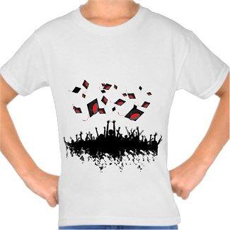 Mezuniyet Balosu Kendin Tasarla - Çocuk Tişört