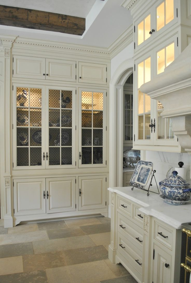 155 best images about glass cabinets on pinterest kitchen cabinets antique white kitchens and. Black Bedroom Furniture Sets. Home Design Ideas