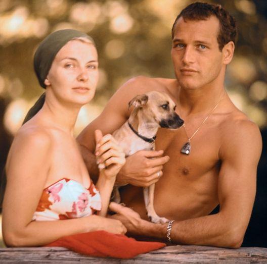 Пол Ньюман и Джоан Вудворд: простой секрет идеального брака