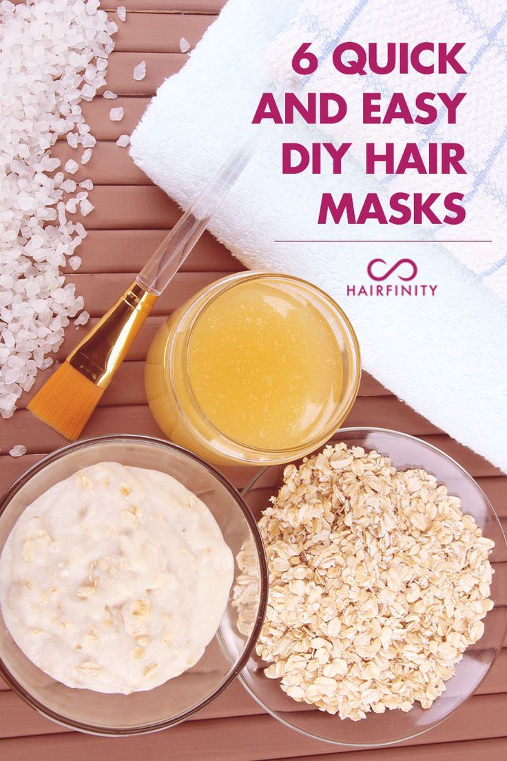 Rescue Your Hair With A Macadamia Hair Mask: What do eggs, avocados, and olive oil have in common? Sure, they all taste great in a salad but they can also give you strong, lustrous hair when used in a DIY hair mask! Hair masks are a great way to naturally heal, strengthen, and beautify hair. #hairmask #diyhairmask http://www.hairfinity.com/blog/diy-hair-mask-recipes/
