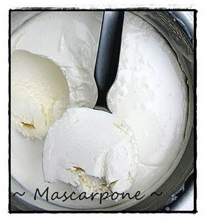 """Homemade Marscapone for pennies to the pound, YES!"" I LOVE mascarpone but it's so dang expensive! This is exactly what I need!"