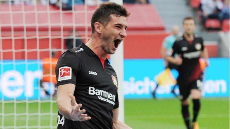 Leverkusen - HSV 3:0 - Alario schießt Rudi froh - Bundesliga Saison 2016/17 - Bild.de