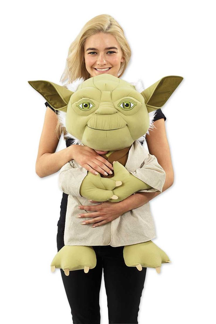ComputerGear Star Wars Talking Yoda Doll - Black Friday Sale - save $20 off amazing Yoda Doll. Quick, they're going fast!