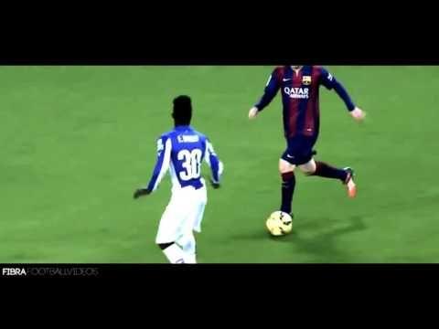 Лионель Месси   Барселона ФК   получаем навыки и цели   2015 HD качестве