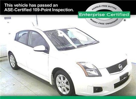 Used NISSAN Sentra 2012 NISSAN Sentra Charleston, WV - Enterprise Used Cars
