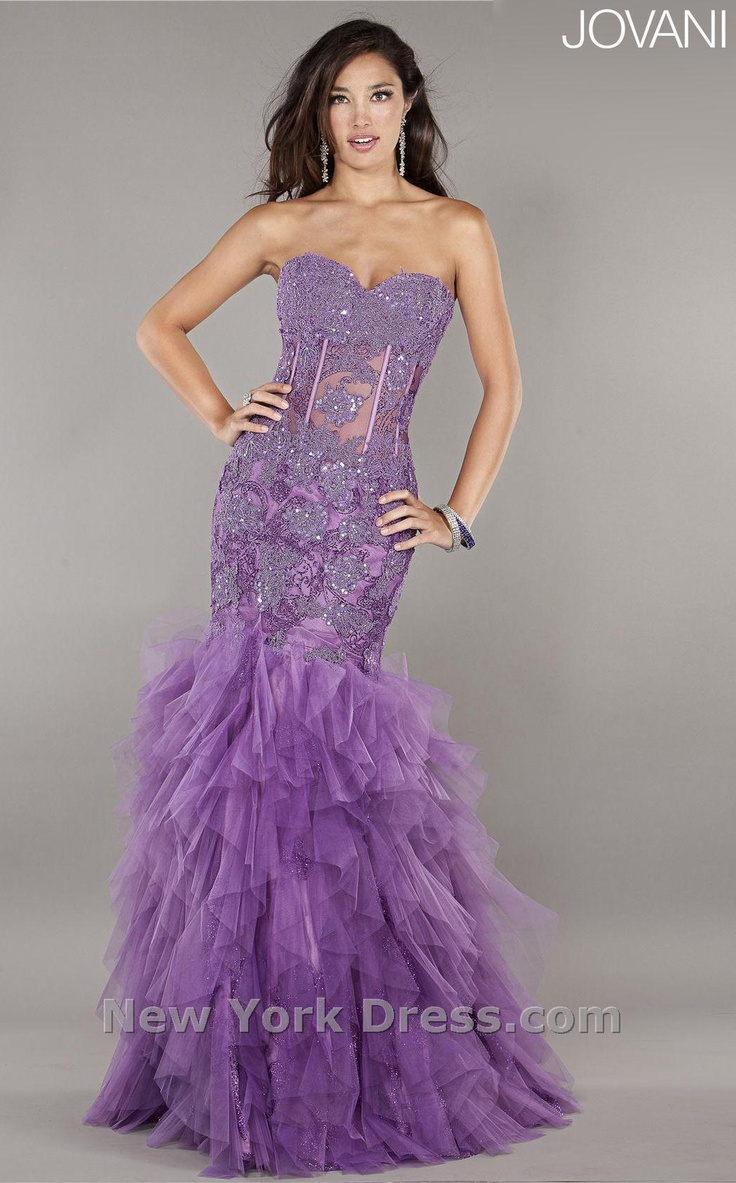 Jovani Dress. Shop NewYorkDress at NewYorkDress.com or follow our blog at www.NewYorkDress.com/blog. #fashion #party #prom #wedding #newyork #gowns #dresses #accessories #purple