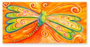 Butterfly Paintings | Debbie Marie Arambula | Heartworks Fine Art Gallery | Campbell, California