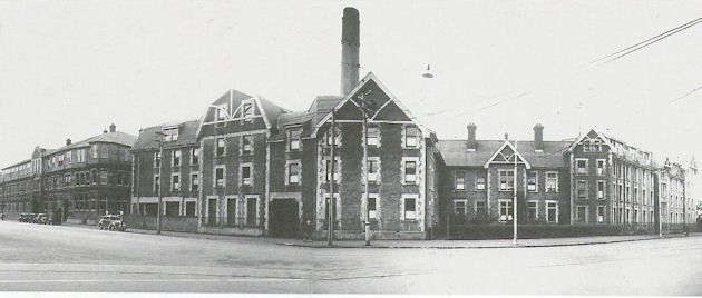 Christchurch Public Hospital in the 1930s