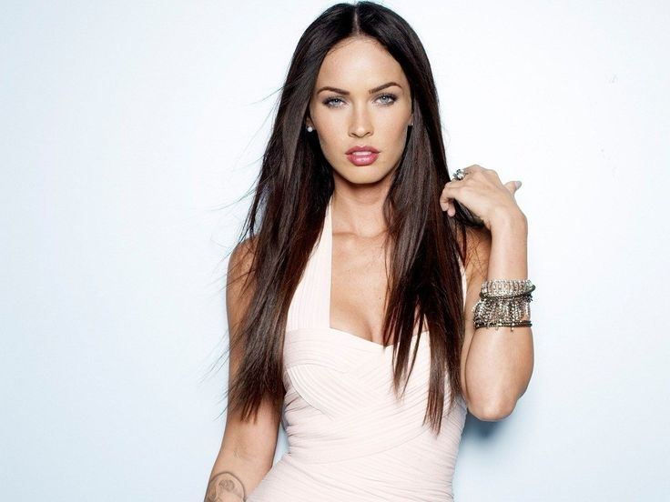 lovely megan fox background
