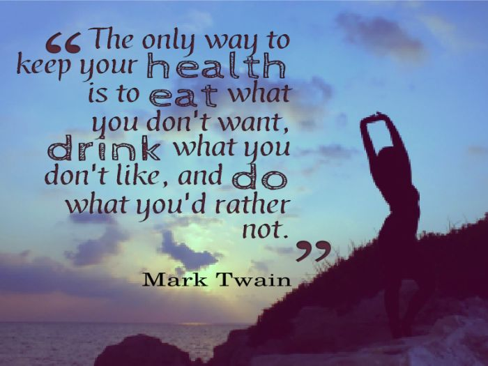 Health Quotes Cool Famous Inspirational Health Quotes  Want More Effective Sleep . Review