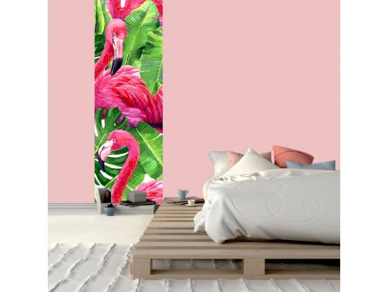 9 best papier peint tropical images on pinterest. Black Bedroom Furniture Sets. Home Design Ideas