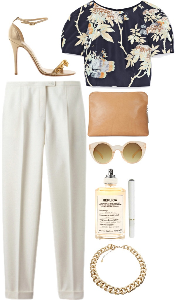 """""""golden girl"""" by rosiee22 ❤ liked on Polyvore"""