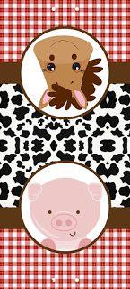 La Granja Bebés: Etiquetas para Candy Buffet para Imprimir Gratis.