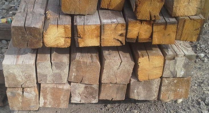bontott gerenda, antik faanyag