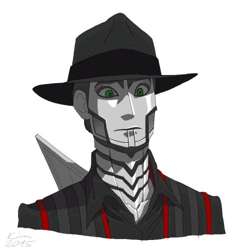 The Spine animation by Tamasaburo! This is so good! I love Steam Powered Giraffe!!