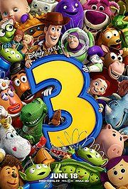 The first Toy Story Movie is my favorite, but Toy Story 3 made me cry...