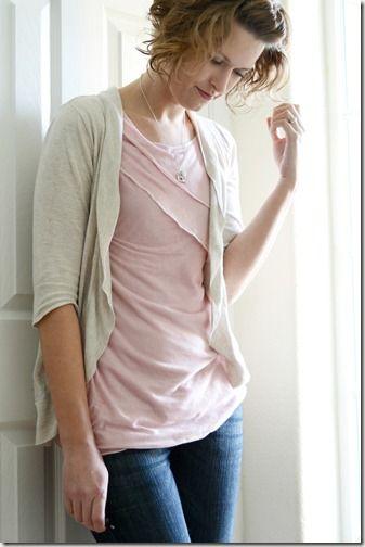 Tuto- layered sleeveless top