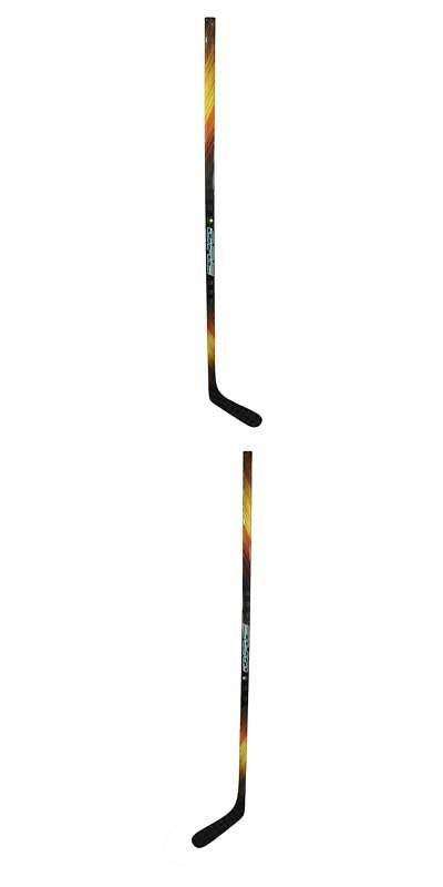 Other Hockey Clothing and Gear 165934: Adult 67-Inch Red Yellow 102 Ice Hockey Stick -> BUY IT NOW ONLY: $206.99 on eBay!