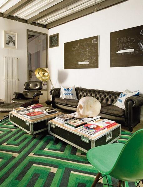 Die besten 25+ Schädel Teppich Ideen auf Pinterest Schädeldekor - teppich wohnzimmer modern