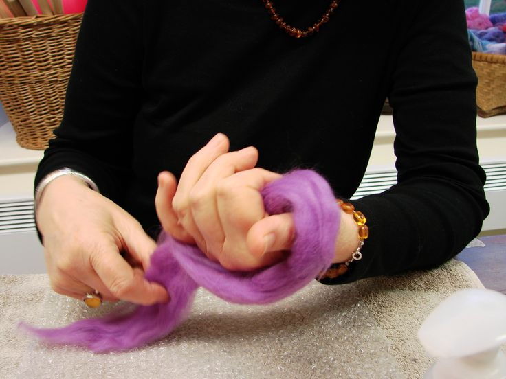 https://flic.kr/s/aHsjxpapKH | Bangle felting tutorial | Step-by-step visual instructions with a few helpful words. See more about what we do over on our website www.divadesignstudio.co.uk/about-us/