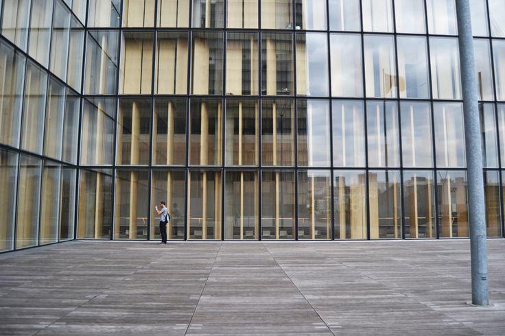 Bibliothèque Nationale de France - Dominique Perrault