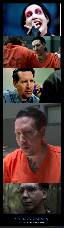 Imágenes de Marilyn Manson sin maquillaje como nunca antes lo habías visto - No sé si da más miedo con o sin maquillaje   Gracias a http://www.cuantarazon.com/   Si quieres leer la noticia completa visita: http://www.skylight-imagen.com/imagenes-de-marilyn-manson-sin-maquillaje-como-nunca-antes-lo-habias-visto-no-se-si-da-mas-miedo-con-o-sin-maquillaje/