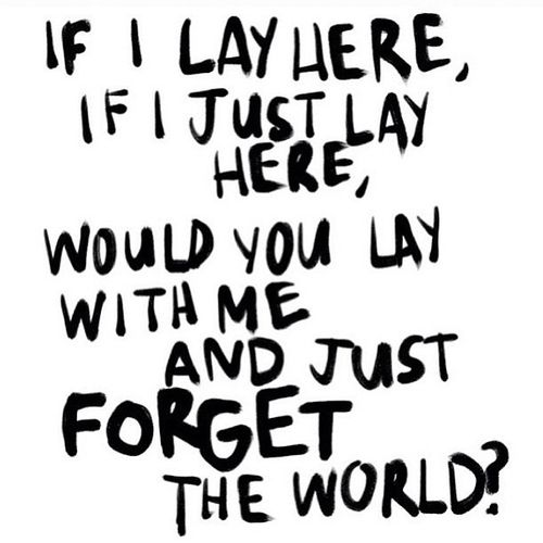 This song... #chasing cars