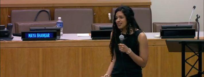 Maya Shankar, White House 'Nudge Team'