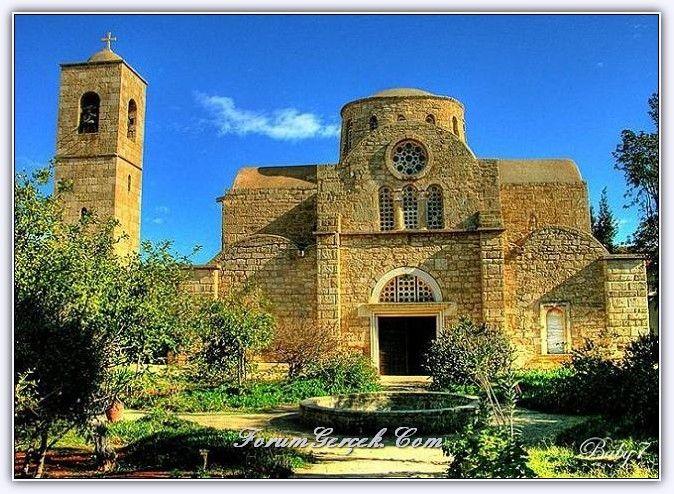 Kuzey Kıbrıs Türk Cumhuriyeti ve Tarihi Yerleri - Forum Gerçek