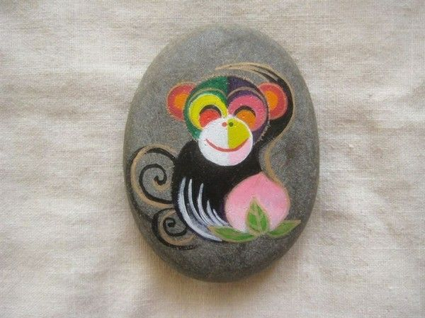 don't forget to have fun - blauwe aap - blue monkey - #tzolkin