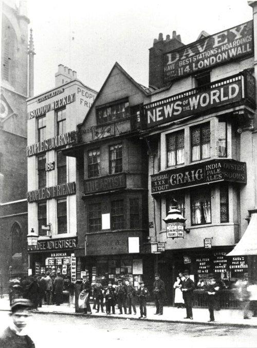 London ca. 1900