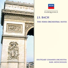 Bach: Four Orchestral Suites - Karl Munchinger