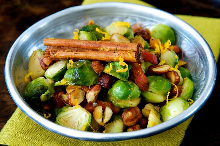 Brussles sprouts, Love them or loathe them, even just a token Brussels sprout is…