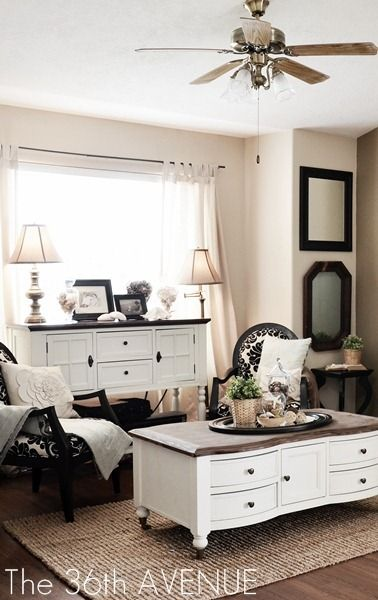 How to make a space personal and decorate it without breaking the bank.  Living Room Tour and Design Tips.  #livingroom #accessories