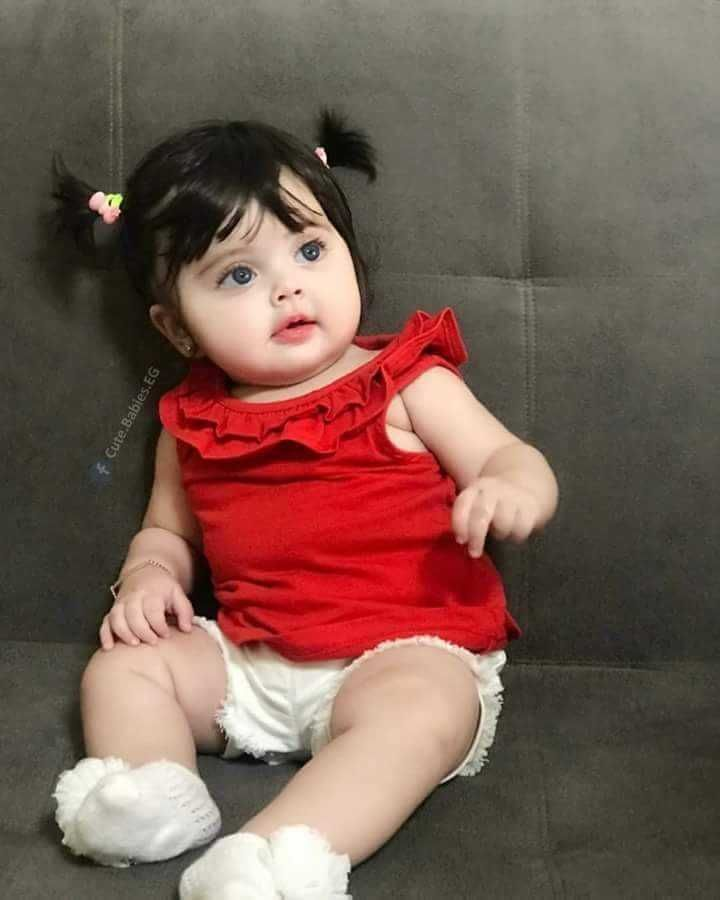 Cute Baby Images Veena 8211 Sharechat 8211 Funny Romantic Videos 8230 Cute Little Baby Girl Cute Kids Pics Baby Girl Onesies