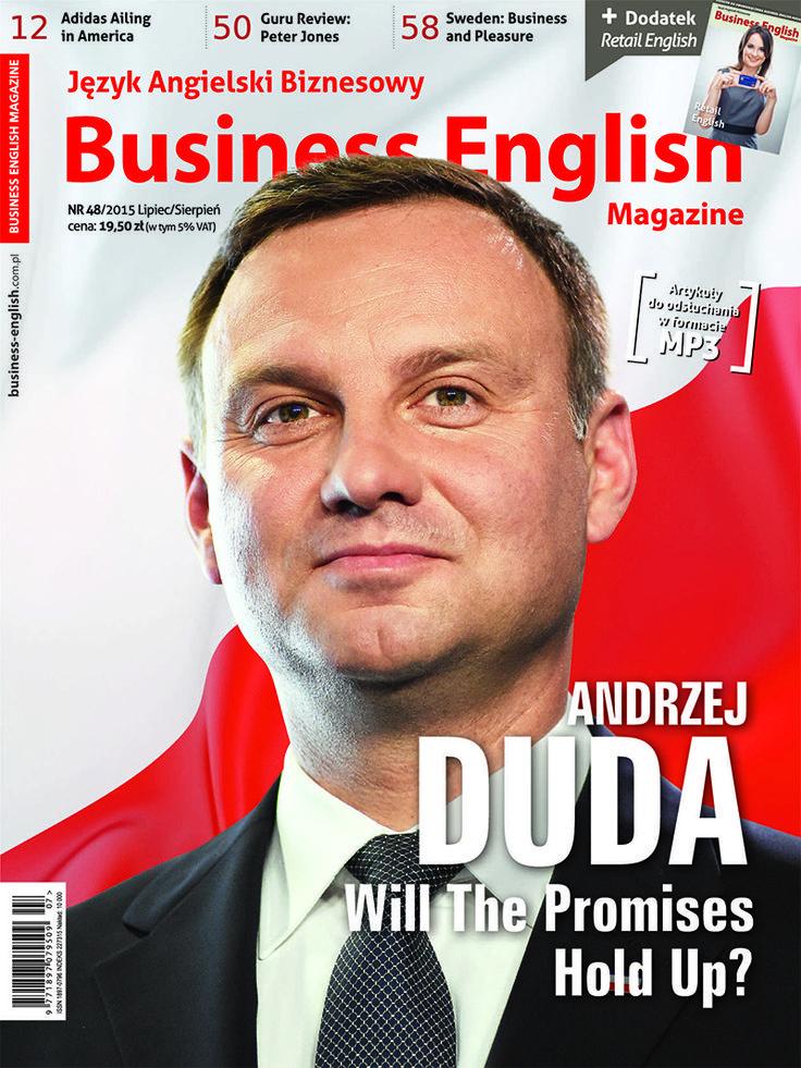 Business English Magazine nr 48
